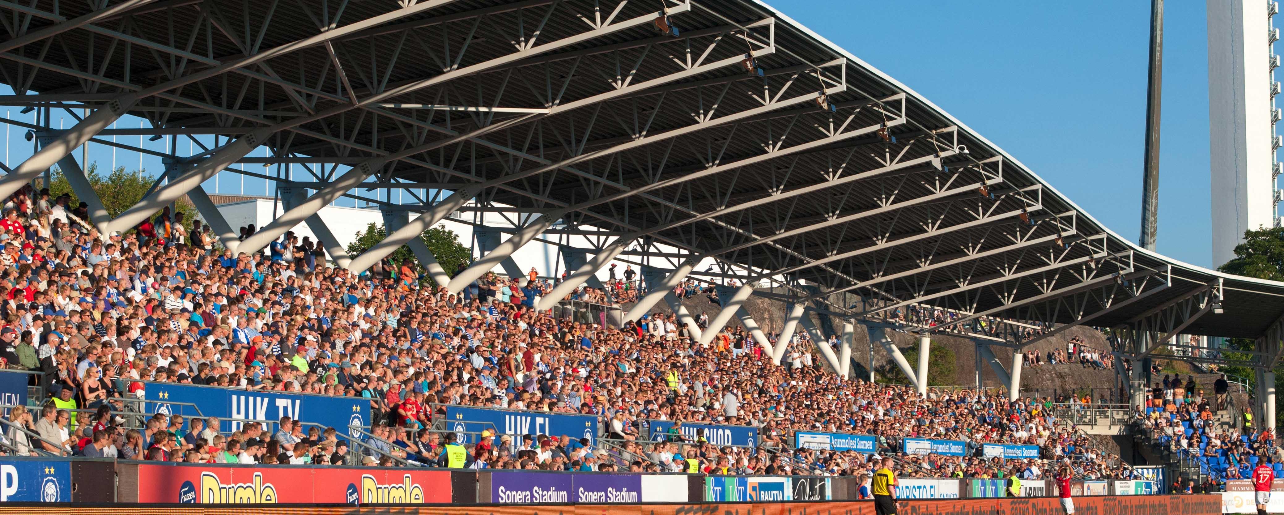 HJK Helsinki - Helsinki IFK 1:1 (1:0)