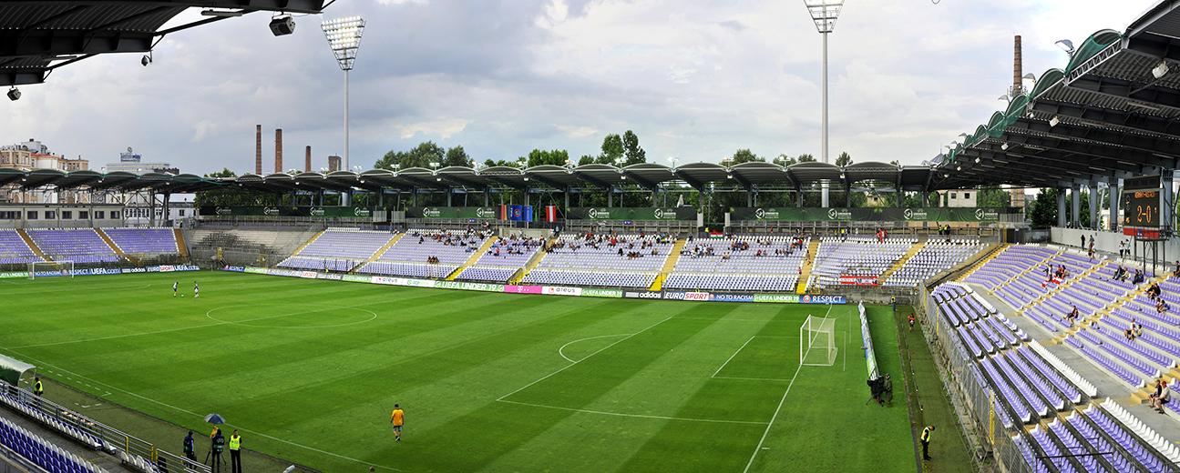 Deutschland - Österreich, Budapest, Ferenc-Szusza-Stadion