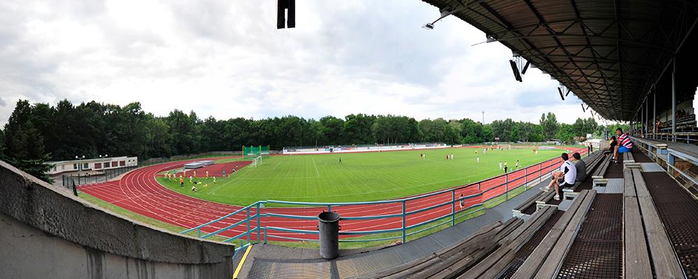 RSM Hodonín-Šardice - MSK Breclav 20.07.2013,Pokal, Tschechien, 20.07.2013 Hodonin, Stadion u Červených domků
