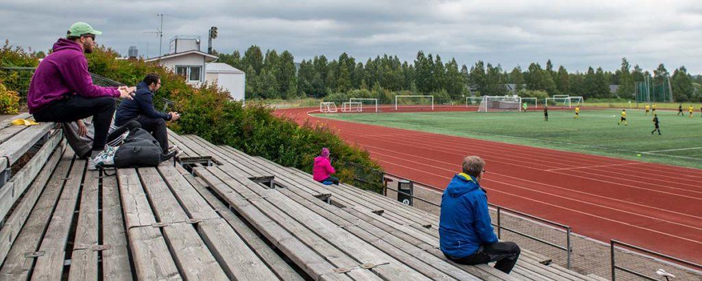 Rovaniemi United FC - AS Moon 4:7 (2:5)