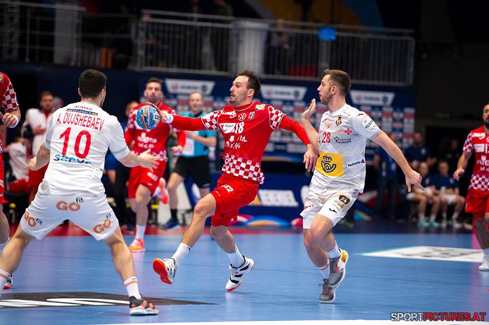 Kroatien Spanien Handball