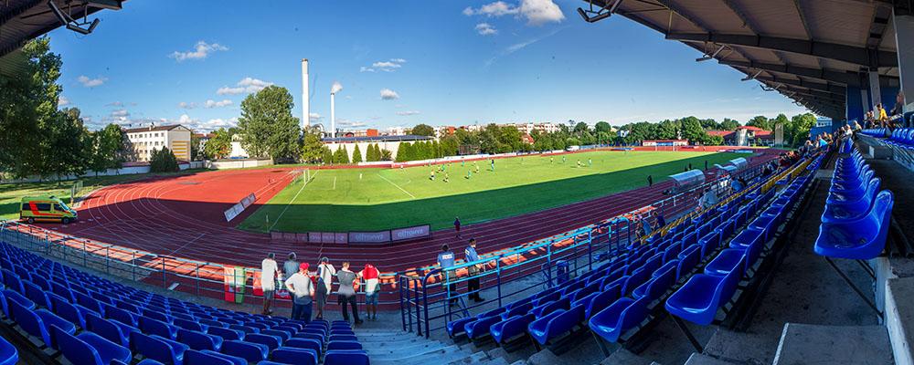 FK Ventspils - FK Liepaja 1:0 (0:0)