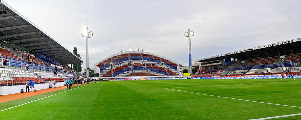 Tschechien - Österreich 03.06.2014,Olmütz, Tschechien, Andruv-Stadion