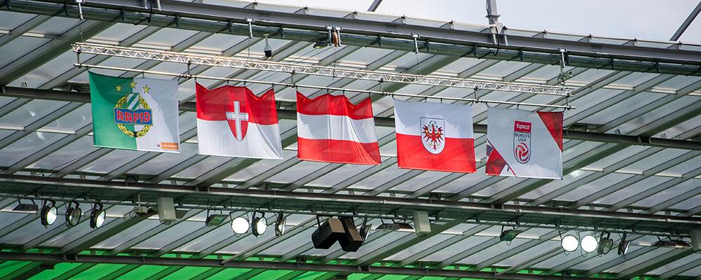 SK Rapid Wien – WSG Tirol