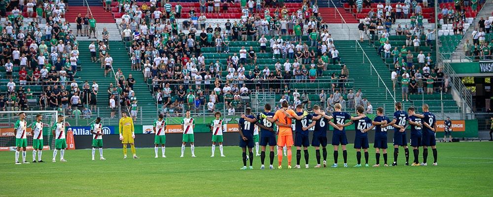 Rapid Wien - FC Kopenhagen