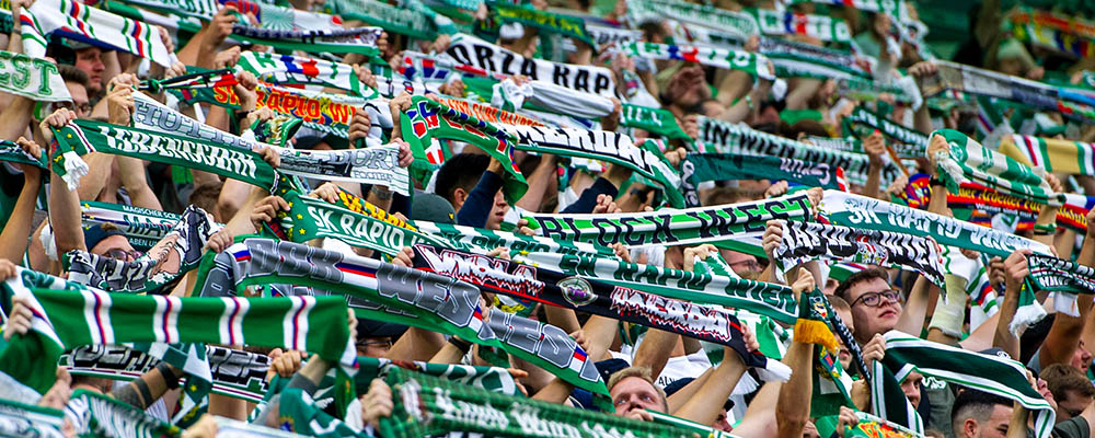 Rapid Wien - Sparta Prag