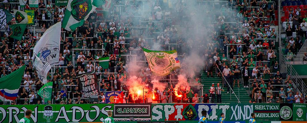 Rapid Wien - WAC 3:0