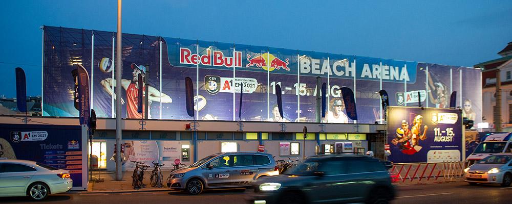 Beachvolleyball, Europameisterschaft, Tag 2