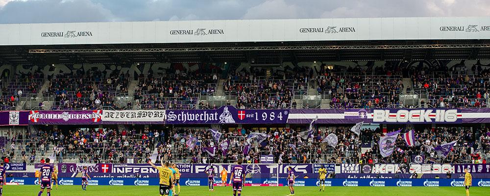 Austria Wien - SCR Altach 0:0